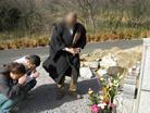春のペット慰霊祭