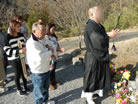 春のペット合同慰霊祭
